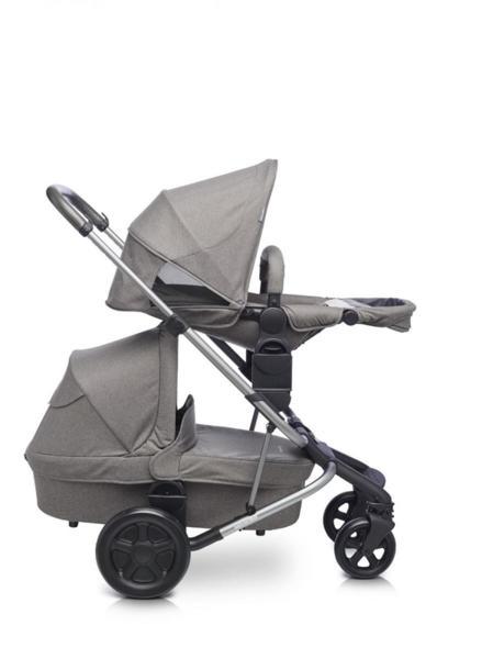 Комбинирана количка за породени деца с по-голяма разлика Harvey 1+1